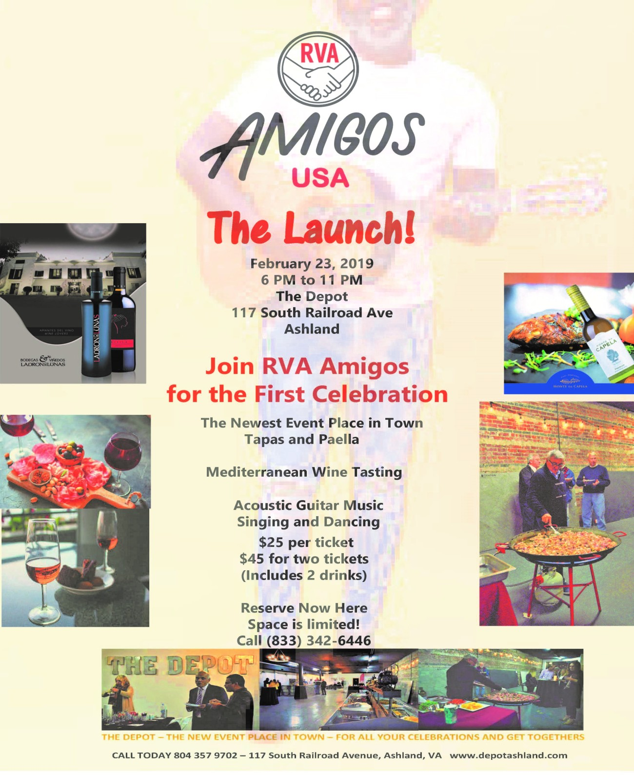 THE LAUNCH FLYER 3